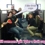 Anyone Got A Fruit Cup?