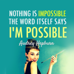 Anything is Possible, Darlin'!