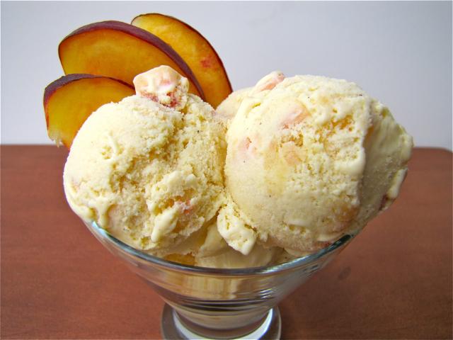 and cream yogurt pops peaches and cream malted milkshake whipped cream ...