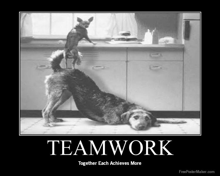 team work motivation