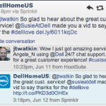 I Can Feel The #Delllove!