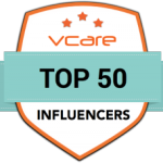 A Vcare Top 50 Customer Care Influencer