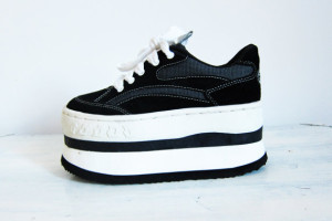 My sneaks looked like this!