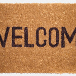 Your Customer Welcome Mat