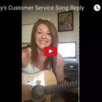 A Customer Service Song Fest